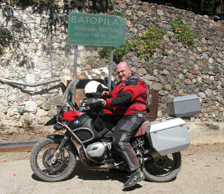 Alex Tavitian-66,000 Miles and Still Dry