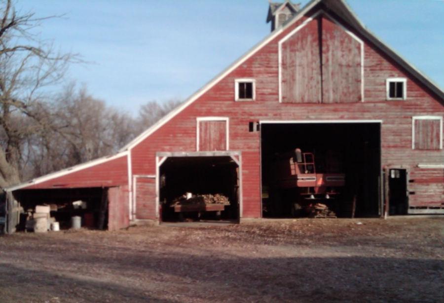 Old School Barn Find