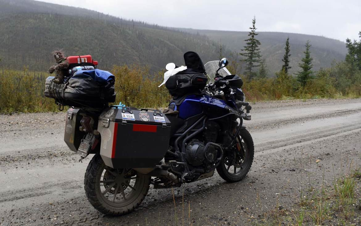 Rider Feedback: 7,500-mile Alaskan Adventure