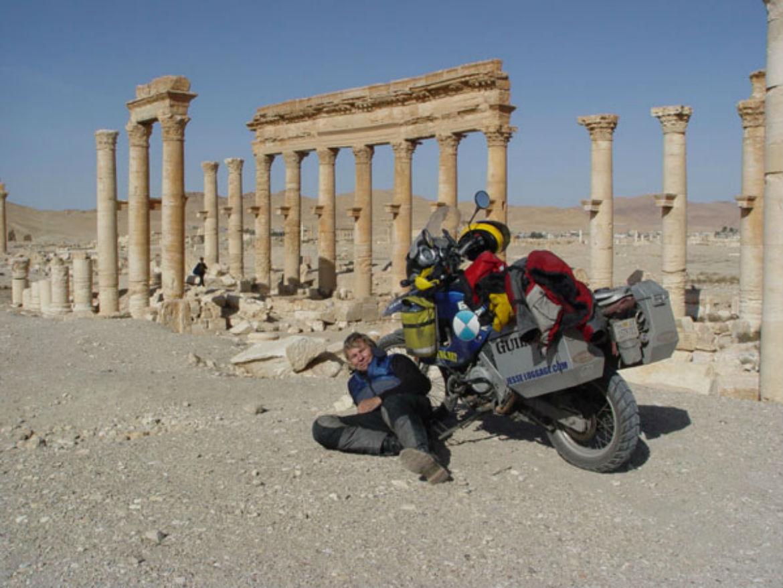 ghroman-ruins